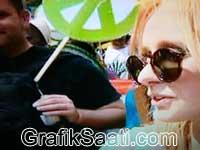 Yeşil Barış Kadıköy mitingi