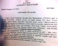 Taksim Dayanışması temsilcileri tutuklama talebiyle mahkemeye sevk edildi