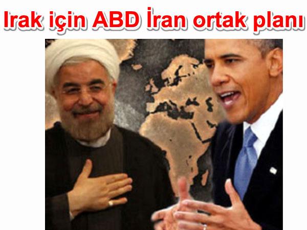 Amerika ve İran ortak Irak planı hazırlıyor | Irak haberleri