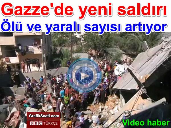 İsrail Filistin savaşı: Gazze'ye saldırı - Ölü ve yaralı sayısı artıyor | BBC ortak yayın video haber | BBC ortak yayın video haber