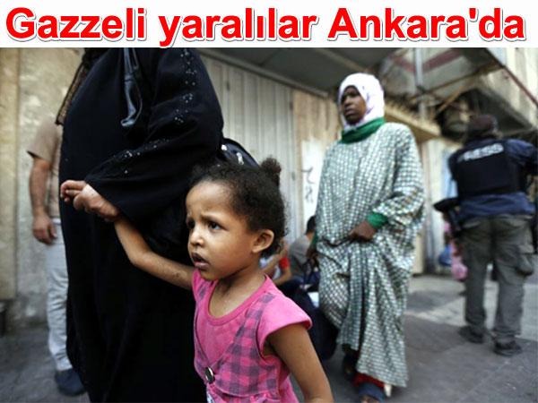 Filistinli yaralılar Türkiye'ye geldi | Dünyadan haberler
