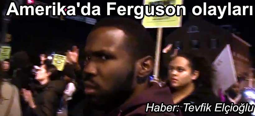 Amerika'da Ferguson olayları Ferguson Protest in Baltimore